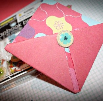 PAPER BOOK MARK TUTORIAL