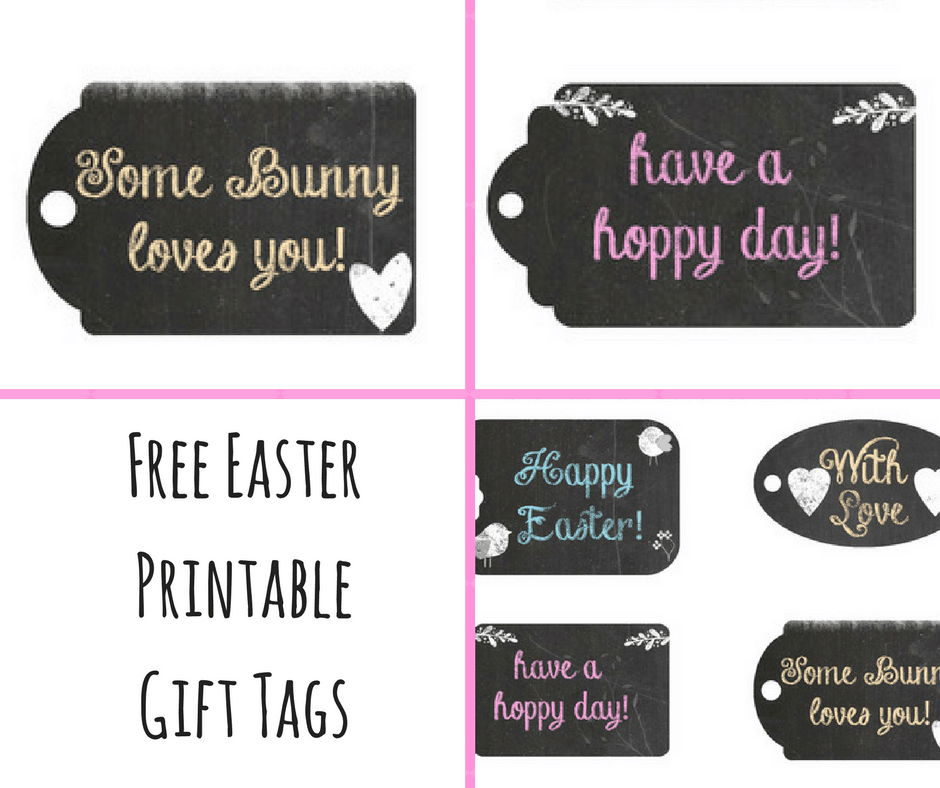free easter chalkboard printables rescued paw designs crochet