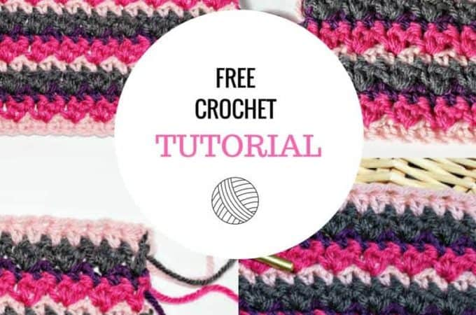 Fun New Spring Crochet Pattern