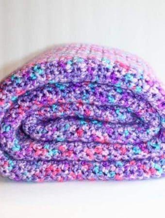 Elise's Single Crochet Blanket Pattern