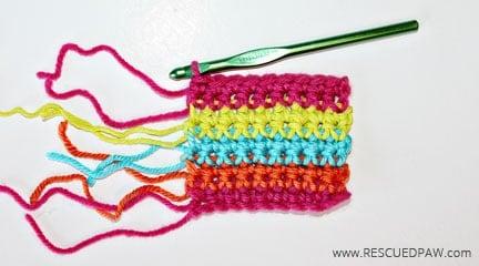 Learn how to Single Crochet