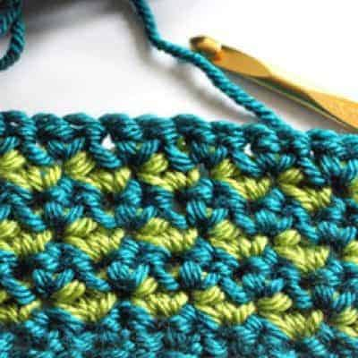 Single Crochet Cluster Tutorial