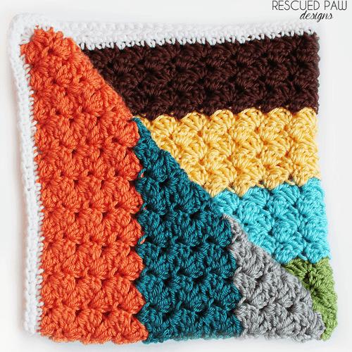 Gorgeous Crochet Blanket Stitch Pattern