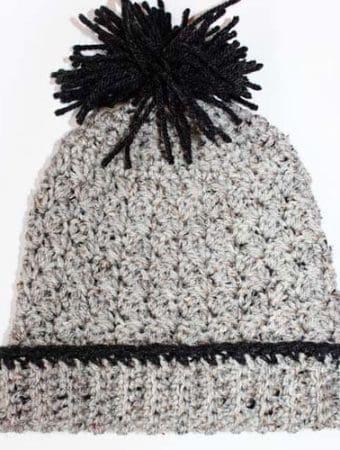 Free Cozy Crochet Hat Pattern