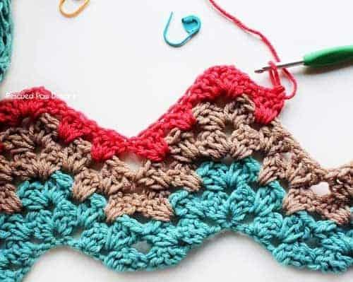 Granny Ripple Crochet Picture