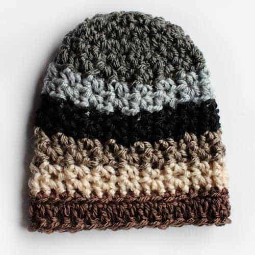 Free Crochet Newborn Hat Pattern