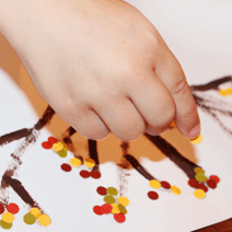 Autumn Leaves Craft for Kids