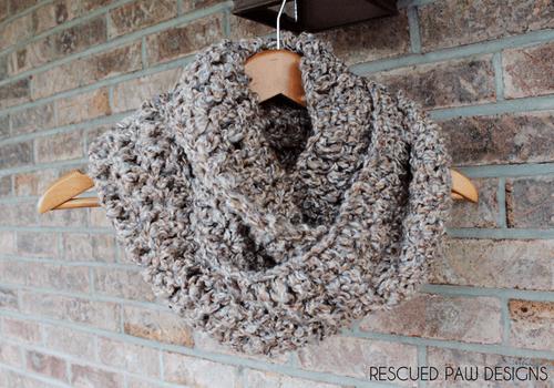 Simple Crochet Scarf Pattern
