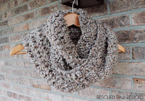 Double Crochet Scarf Pattern