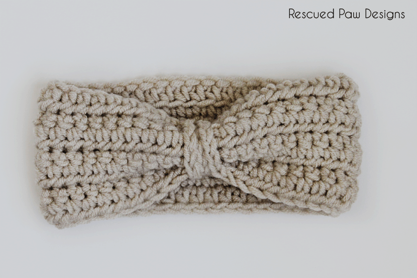 Crochet Head band Pattern for Beginners