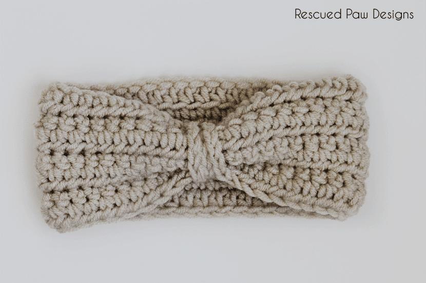 Crochet Ear Warmer Pattern Free Ear Warmer Headband Pattern