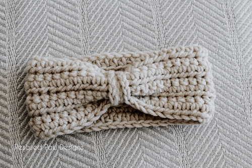crochet earwarmer pattern