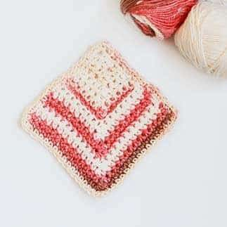 Crochet Mitered Square – Free Pattern