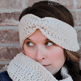 Crochet Cozy Ear Warmer