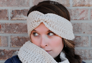 Crochet Cozy Ear Warmer