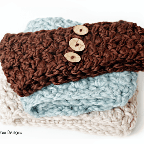 Crochet Ear Warmer – Crochet Pattern Giveaway