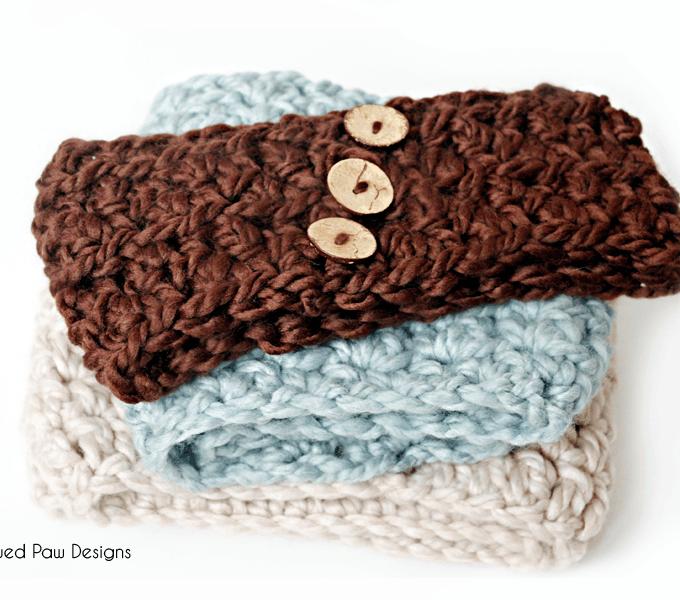 Crochet Ear Warmer – Crochet Pattern Giveaway