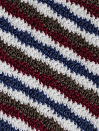 Wavy Crochet Blanket Pattern