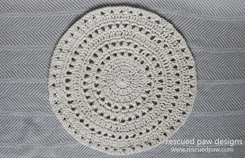 Free Crochet Doily Pattern Tutorial How To Crochet A Doily