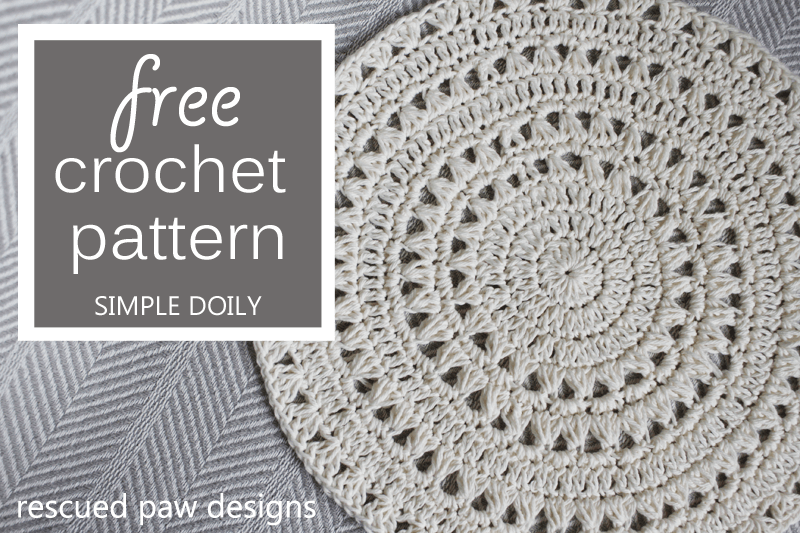 Free crochet doily pattern rescued paw designs crochet free crochet pattern simple doily from rescued paw designs free crochet doily pattern dt1010fo