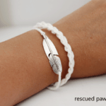 Feather Crochet Bracelet Pattern