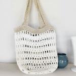 Market Tote Crochet Bag Pattern