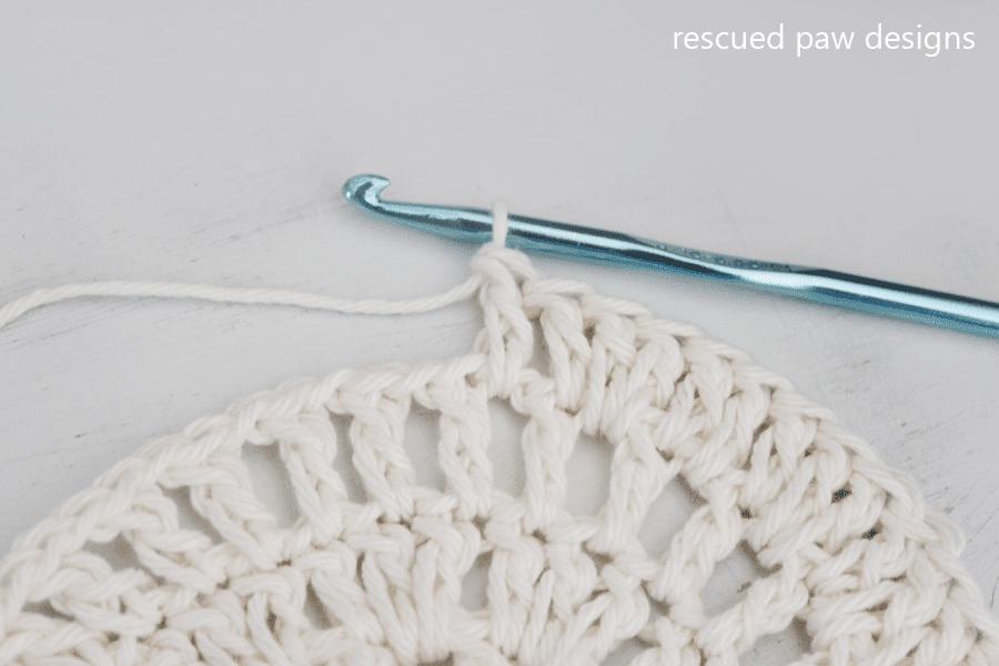 Market tote crochet pattern Easy Crochet3