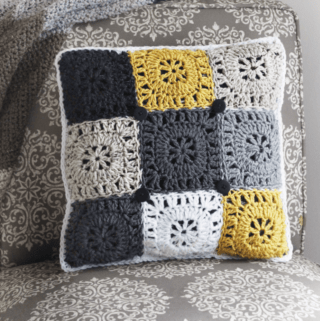 Pillow Crochet Pattern || FREE PATTERN || Easy Crochet