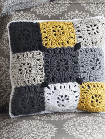 Pillow Crochet Pattern