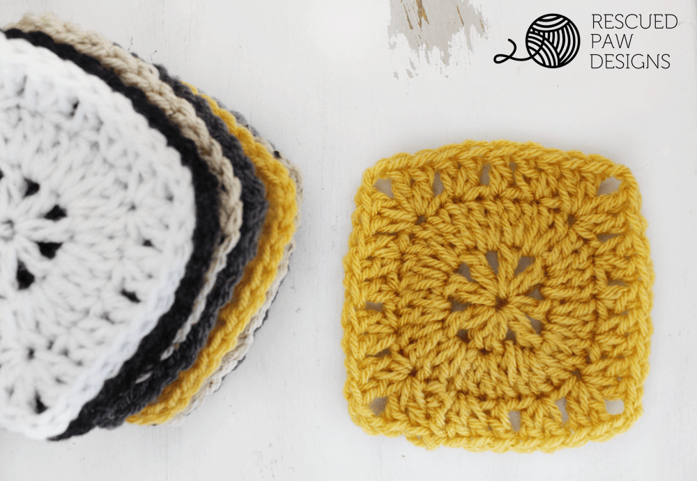 FREE Pillow Crochet Pattern by Easy Crochet - www.easycrochet.com