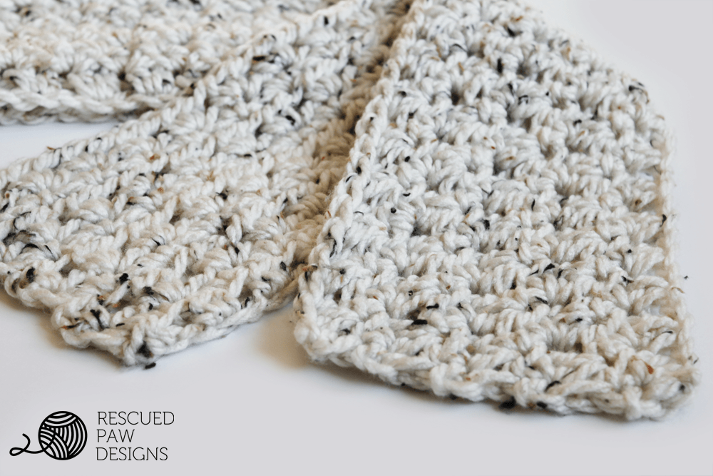 Fantastic Fall Scarf – Free Crochet Pattern