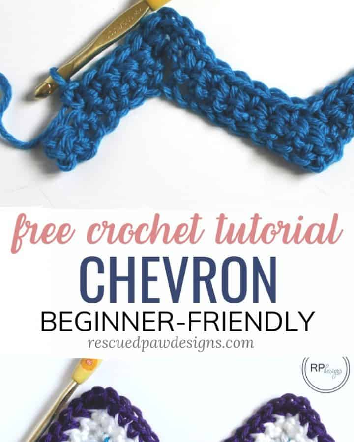 Chevron Stitch Tutorial Crochet