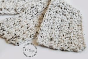 Easy Crochet Scaf for Beginners