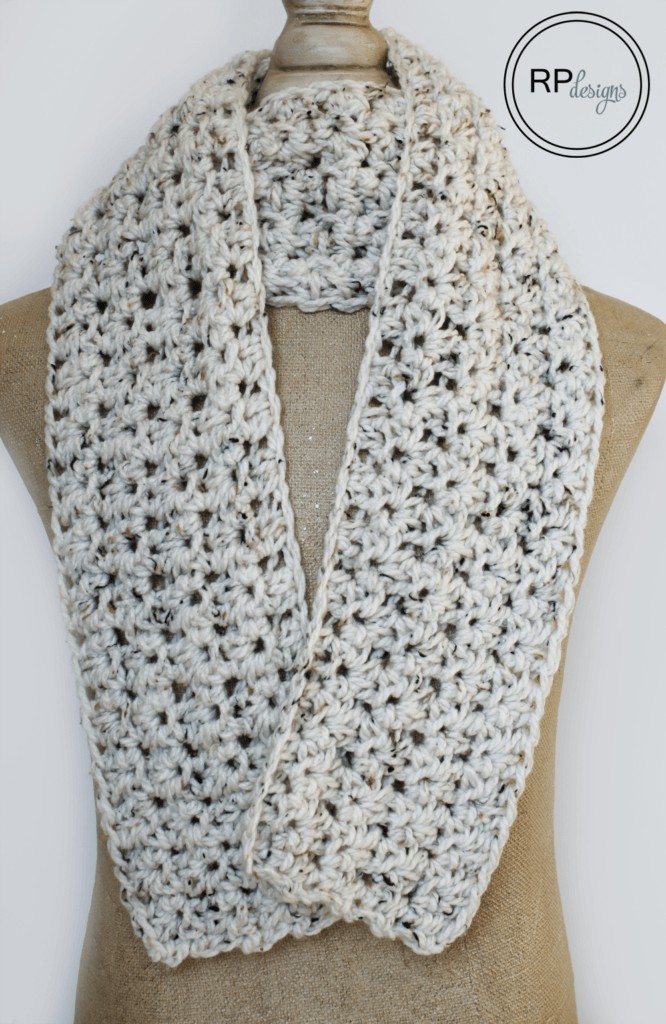 Fantastic Fall Scarf A Free Crochet Pattern Perfect For