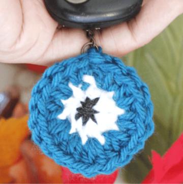 Monster Eye Crochet Pattern