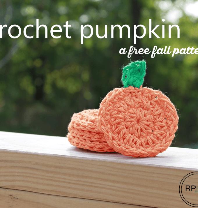 Fall Pumpkin – Free Crochet Pattern