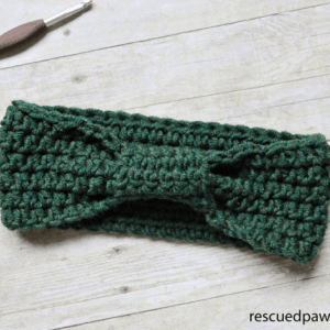 Wrapped Headband Crochet Pattern