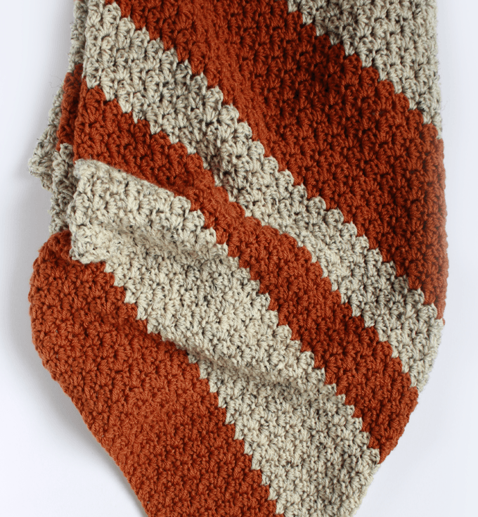 Pumpkin Blanket Crochet Pattern
