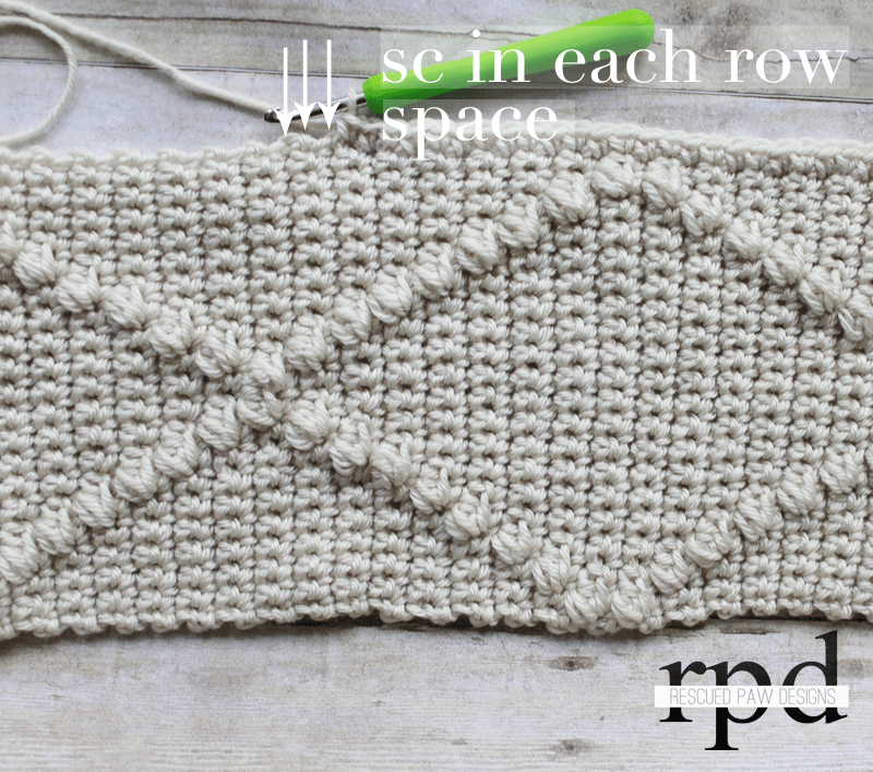 Forever Scarf - Crochet Pattern by Easy Crochet
