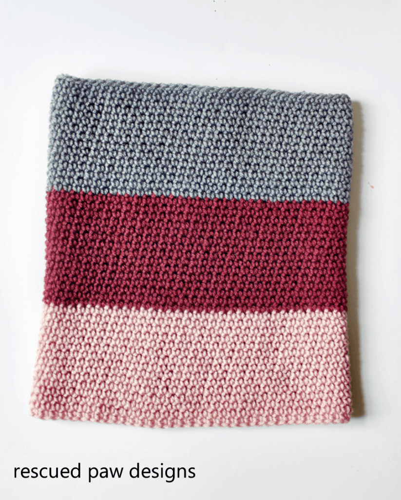 Easy Crochet Cowl Pattern for Beginners