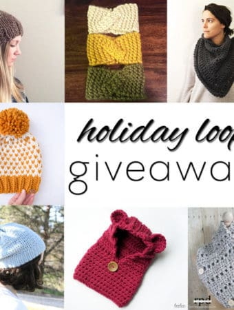 Holiday Loop Giveaway on Instagram