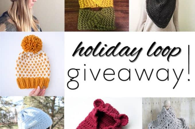 Holiday Loop Giveaway on Instagram