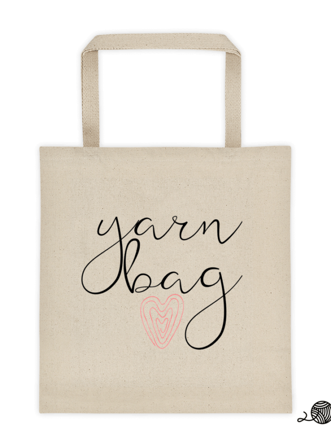 Win a Yarn Tote Bag or Yarn Coffee Mug