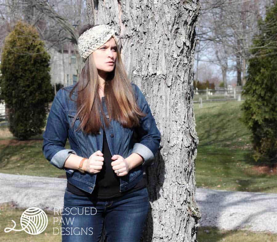 Free Ear Warmer Crochet Pattern