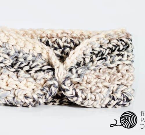 3 Simple Crochet Ear Warmers for Beginners
