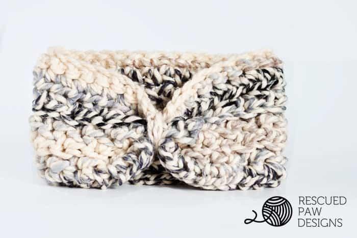 Free EarWarmer Crochet Pattern by Easy Crochet