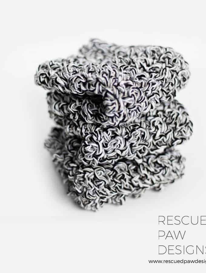Ever So Dishcloth Crochet Pattern