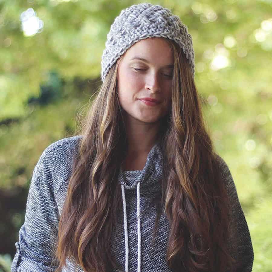 Elise Crochet Hat Pattern
