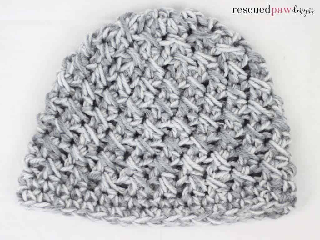 Elise Crochet Hat Pattern by Easy Crochet. Click to Read or Pin and Save for Later. www.easycrochet.com