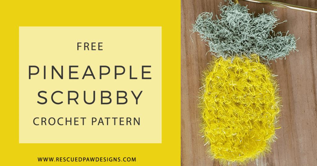 Scrubby Yarn Pattern